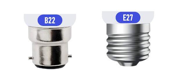Bulb base type