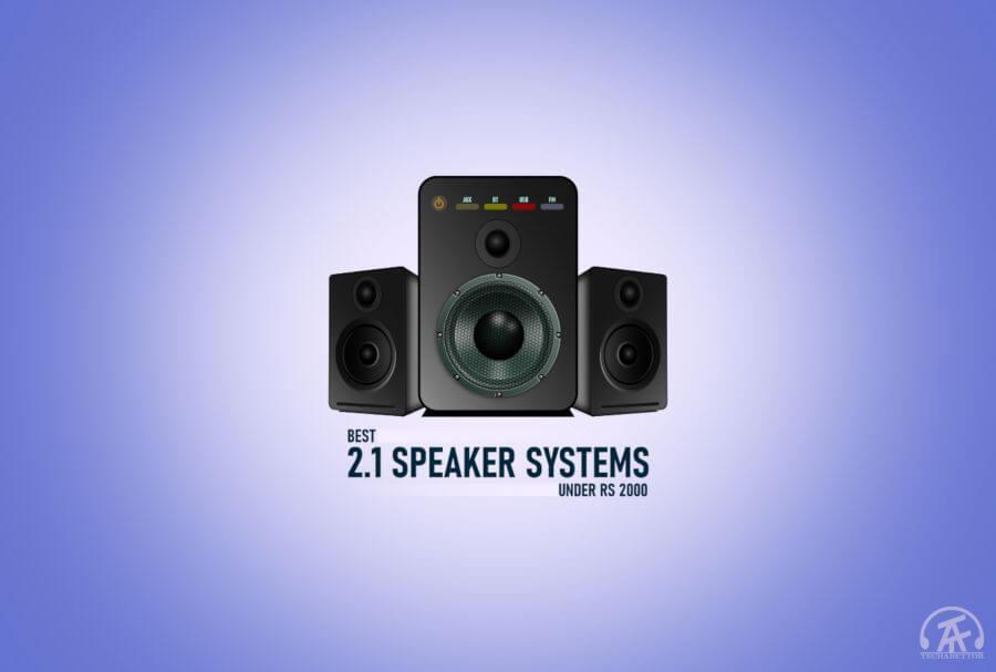 best 2-1 speaker systems 2000
