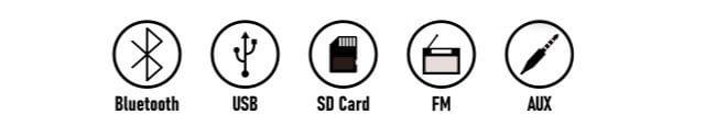 Zebronics Indie connectivity options