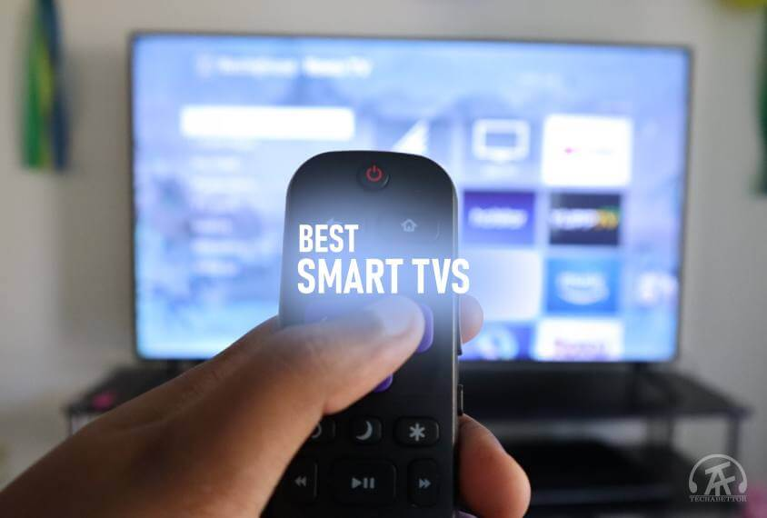 Best smart TVs available in India