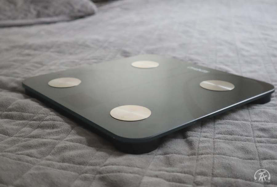 Image of an smart digital weighing scale
