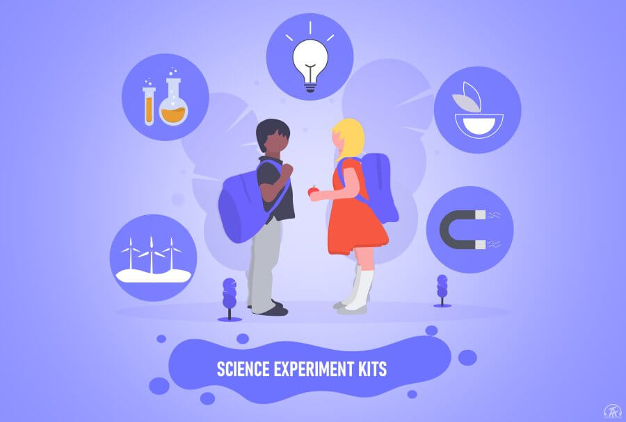 best science experiment and activity kits for kids