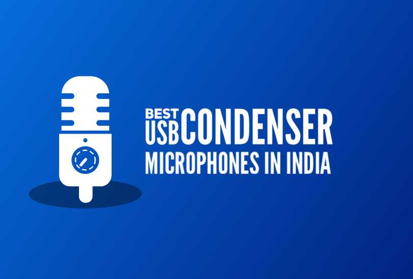 USB condenser mic featured image